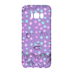 Little Face Samsung Galaxy S8 Hardshell Case