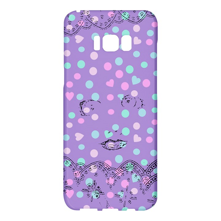 Little Face Samsung Galaxy S8 Plus Hardshell Case