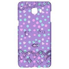Little Face Samsung C9 Pro Hardshell Case
