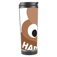 Poo Happens Travel Tumbler