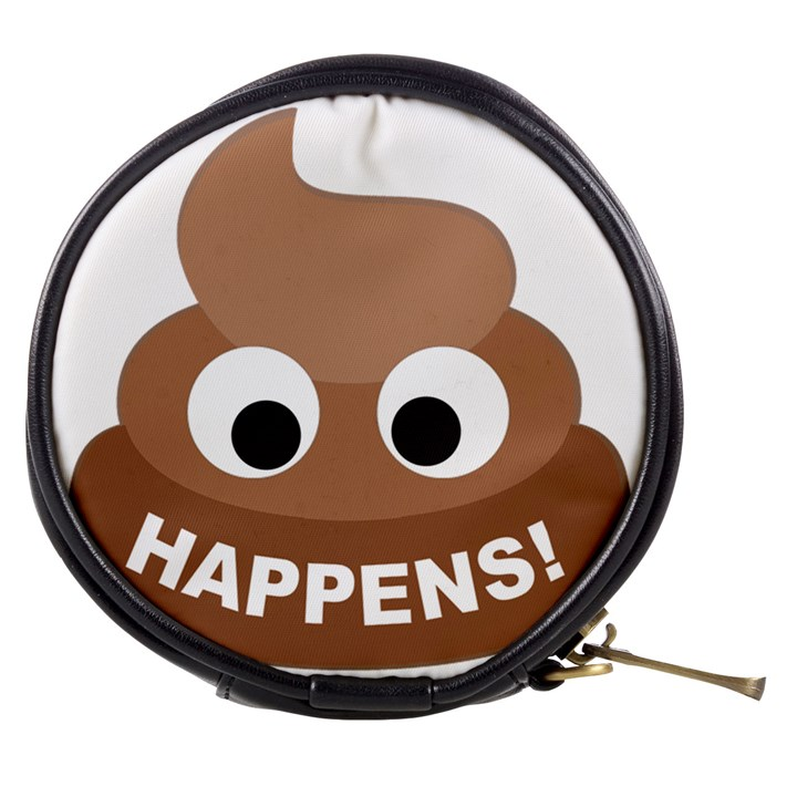 Poo Happens Mini Makeup Bags