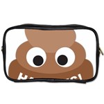 Poo Happens Toiletries Bags 2-Side Front
