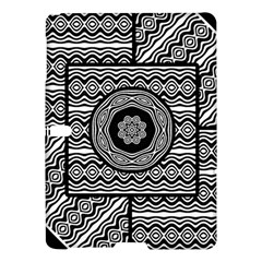 Wavy Panels Samsung Galaxy Tab S (10 5 ) Hardshell Case  by linceazul
