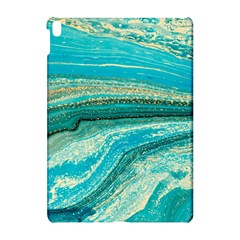 Mint,gold,marble,nature,stone,pattern,modern,chic,elegant,beautiful,trendy Apple Ipad Pro 10 5   Hardshell Case