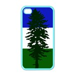 Flag of Cascadia Apple iPhone 4 Case (Color) Front