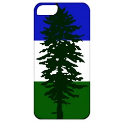 Flag Of Cascadia Apple Iphone 5 Classic Hardshell Case by abbeyz71