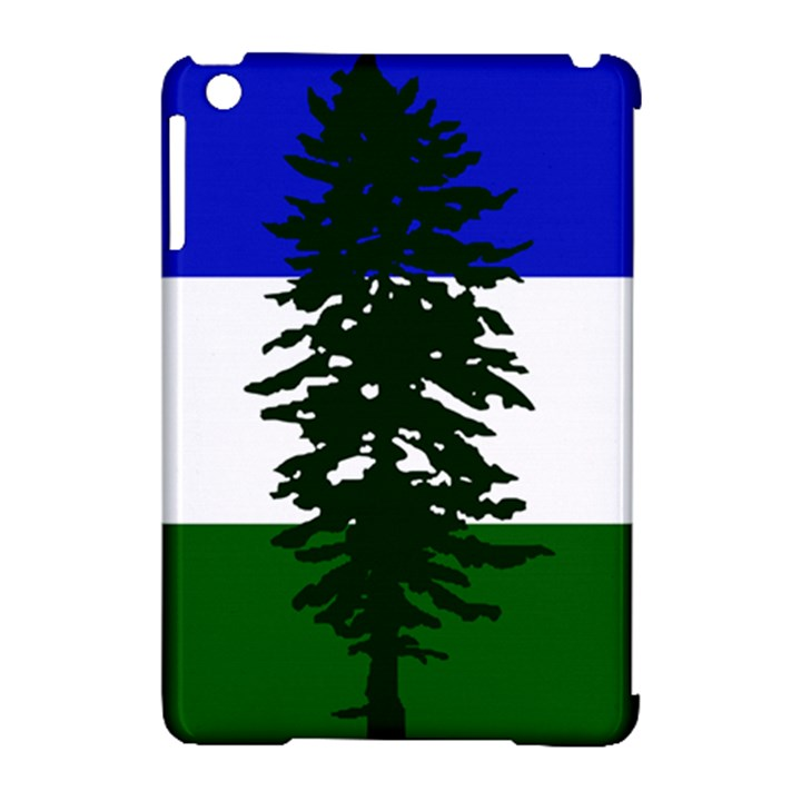 Flag of Cascadia Apple iPad Mini Hardshell Case (Compatible with Smart Cover)