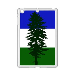 Flag Of Cascadia Ipad Mini 2 Enamel Coated Cases by abbeyz71