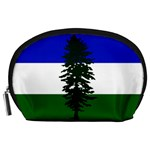 Flag of Cascadia Accessory Pouches (Large)  Front