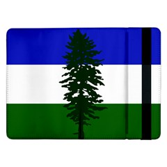 Flag Of Cascadia Samsung Galaxy Tab Pro 12 2  Flip Case by abbeyz71