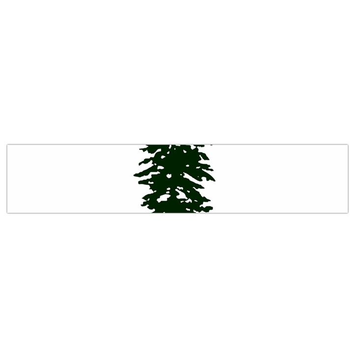 Flag of Cascadia Small Flano Scarf