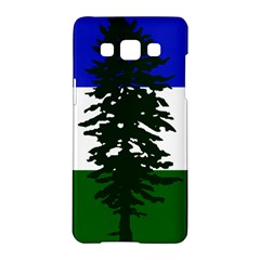 Flag Of Cascadia Samsung Galaxy A5 Hardshell Case  by abbeyz71