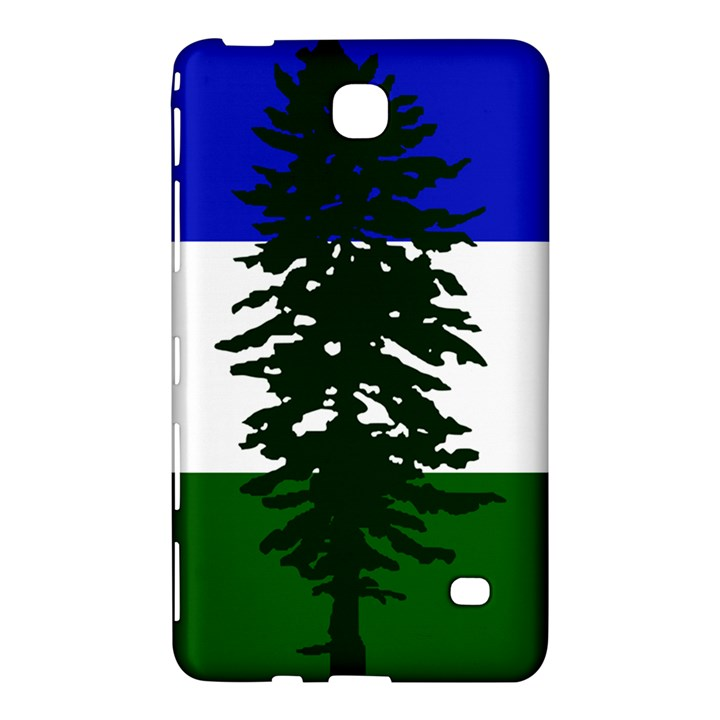 Flag of Cascadia Samsung Galaxy Tab 4 (7 ) Hardshell Case
