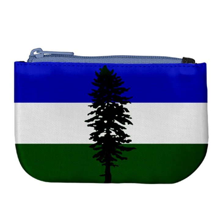 Flag of Cascadia Large Coin Purse