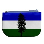 Flag of Cascadia Large Coin Purse Back