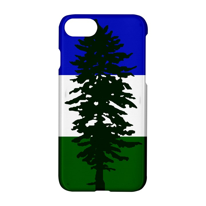 Flag of Cascadia Apple iPhone 8 Hardshell Case