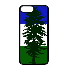 Flag Of Cascadia Apple Iphone 8 Plus Seamless Case (black) by abbeyz71