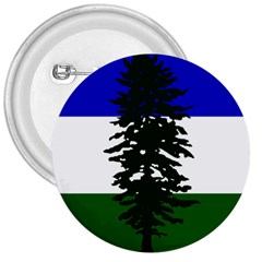 Flag Of Cascadia 3  Buttons by abbeyz71