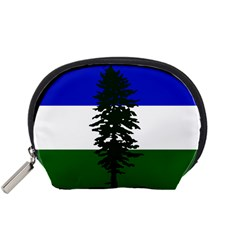 Flag Of Cascadia Accessory Pouches (small)  by abbeyz71