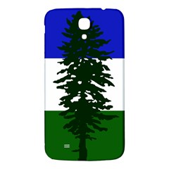 Flag Of Cascadia Samsung Galaxy Mega I9200 Hardshell Back Case by abbeyz71
