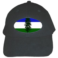 Flag Of Cascadia Black Cap by abbeyz71