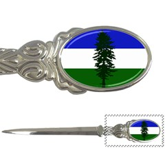 Flag Of Cascadia Letter Openers by abbeyz71