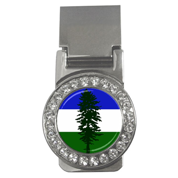 Flag of Cascadia Money Clips (CZ)