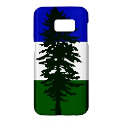 Flag Of Cascadia Samsung Galaxy S7 Hardshell Case  by abbeyz71