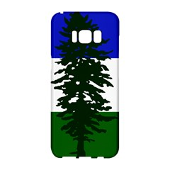 Flag Of Cascadia Samsung Galaxy S8 Hardshell Case  by abbeyz71