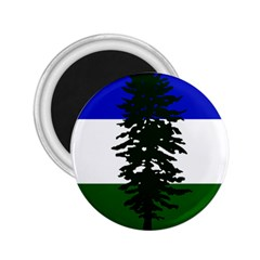 Flag Of Cascadia 2 25  Magnets by abbeyz71
