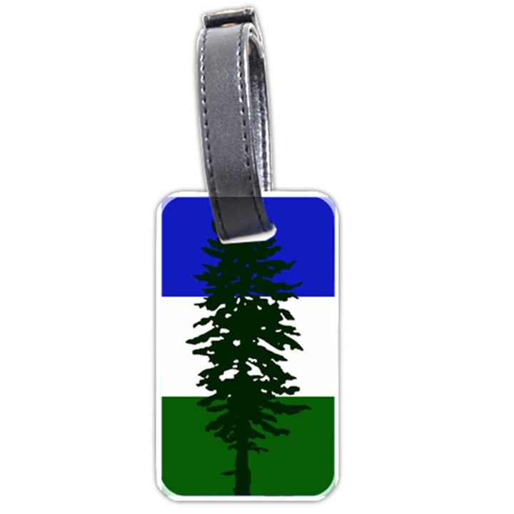 Flag of Cascadia Luggage Tags (Two Sides)
