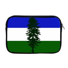 Flag Of Cascadia Apple Macbook Pro 17  Zipper Case by abbeyz71