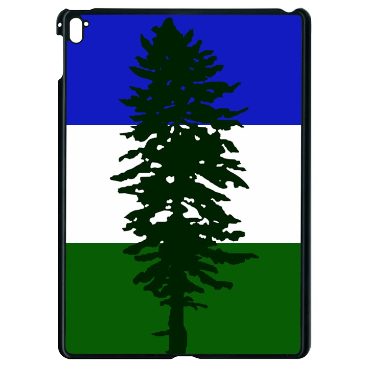 Flag of Cascadia Apple iPad Pro 9.7   Black Seamless Case