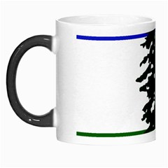 Flag Of Cascadia Morph Mugs by abbeyz71
