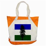 Flag of Cascadia Accent Tote Bag Front