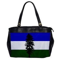 Flag Of Cascadia Office Handbags by abbeyz71