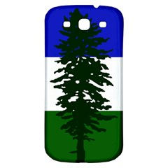 Flag Of Cascadia Samsung Galaxy S3 S Iii Classic Hardshell Back Case
