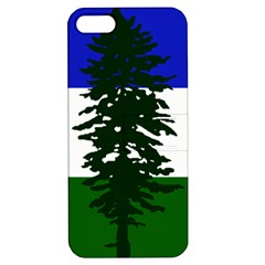 Flag Of Cascadia Apple Iphone 5 Hardshell Case With Stand by abbeyz71