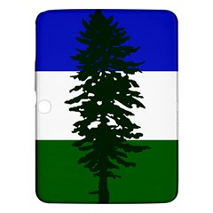 Flag Of Cascadia Samsung Galaxy Tab 3 (10 1 ) P5200 Hardshell Case  by abbeyz71