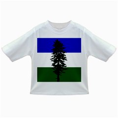 Flag Of Cascadia Infant/toddler T Shirts by abbeyz71