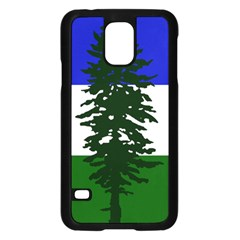 Flag Of Cascadia Samsung Galaxy S5 Case (black)