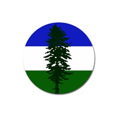 Flag Of Cascadia Magnet 3  (round) by abbeyz71