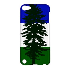 Flag Of Cascadia Apple Ipod Touch 5 Hardshell Case by abbeyz71