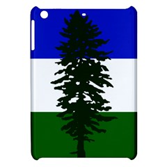 Flag Of Cascadia Apple Ipad Mini Hardshell Case by abbeyz71