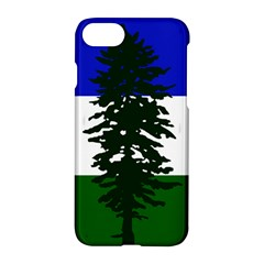 Flag Of Cascadia Apple Iphone 8 Hardshell Case by abbeyz71