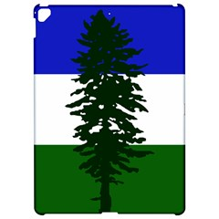 Flag Of Cascadia Apple Ipad Pro 12 9   Hardshell Case by abbeyz71