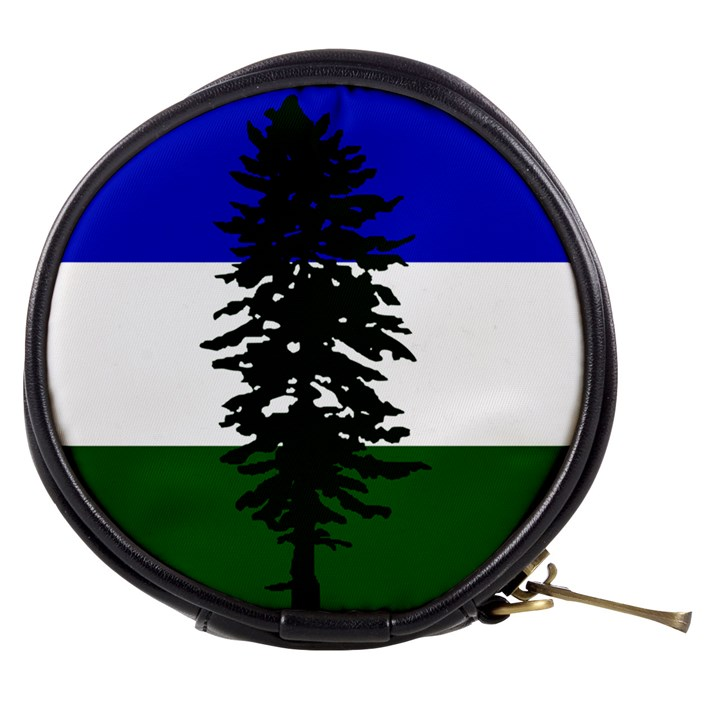 Flag of Cascadia Mini Makeup Bags