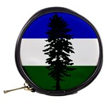 Flag of Cascadia Mini Makeup Bags Back