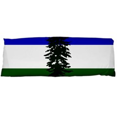 Flag Of Cascadia Body Pillow Case (dakimakura) by abbeyz71
