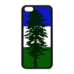 Flag Of Cascadia Apple Iphone 5c Seamless Case (black) by abbeyz71